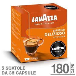 Picture of 180 Cialde LAVAZZA A MODO MIO - DELIZIOSO