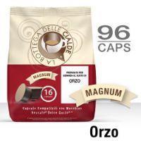96 Capsule ORZO (6 sacchetti da 16) compatibile Nescafè Dolce Gusto