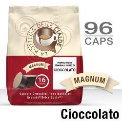 Picture of 96 Capsule CIOCCOLATO (6 sacchetti da 16) compatibile Nescafè Dolce Gusto