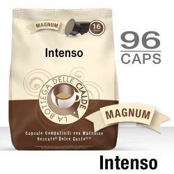 Picture of 96 Capsule caffè INTENSO Monodose compatibile Nescafè Dolce Gusto