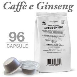 Picture of 96 Capsule CAFFÈ E GINSENG compatibili Bialetti