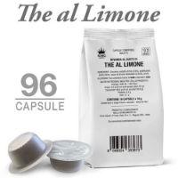 96 Capsule THE AL LIMONE compatibili Bialetti