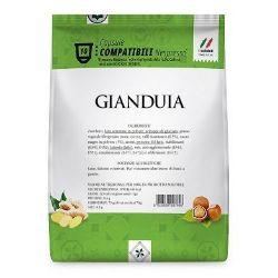 Picture of 80 capsule GIANDUIA Toda Gattopardo compatibile Nespresso