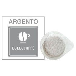 Picture of 150 Cialde filtrocarta 44mm ESE caffè Lollo miscela Argento
