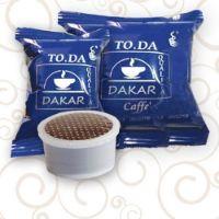 50 Cialde caffè Toda Dakar Monodose compatibile Espresso Point