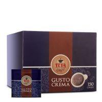 150 Cialde 44mm ESE caffè filtrocarta Toda GUSTO CREMA