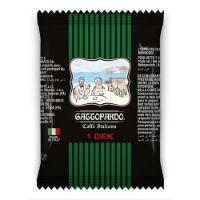 100 Capsule caffè Toda DEK Monodose compatibili Uno System