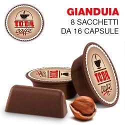 Picture of 128 Capsule GIANDUIA Toda il Mio Gattopardo compatibili A Modo Mio